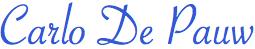 Carlo De Pauw Logo