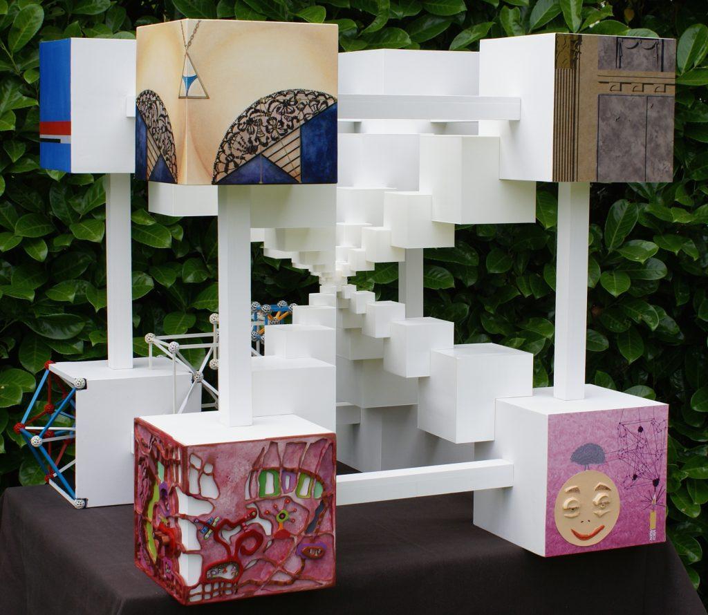 Math Art Bridges 2015